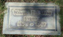 Walter H. Beach