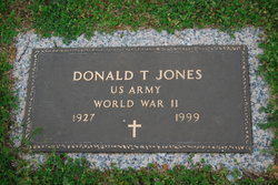 Donald T. Jones