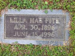 Lilla Mae <i>Fite</i> Robertson