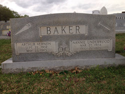 Arthur Vernon Baker
