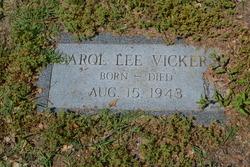 Carol Lee Vickers