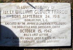 1LT William Glover Farrow