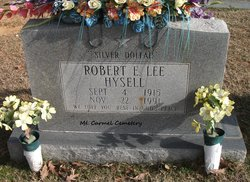Robert E. Lee Silver Dollar Hysell