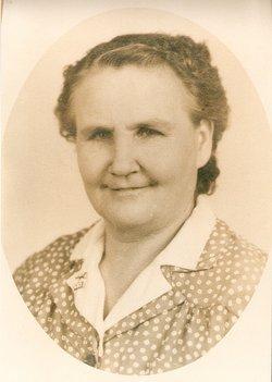 Ella Marie <i>Conger</i> Flora