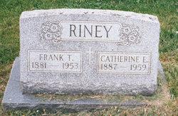 Frank Thomas Riney