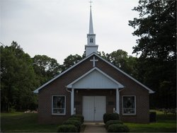 Spreading Oak Baptist Church Cemetery