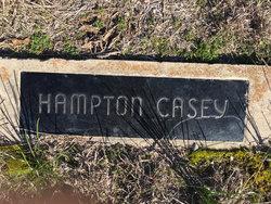 William Hampton Hamp Casey