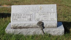 Rocelia <i>Durkee</i> Allen