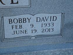 Elder Bobby David Sizemore
