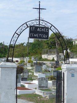 Saint  Agnes Anglican Cemetery