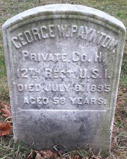 George W. Paynton, Sr