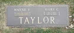 Mary Claire <i>Knapp</i> Taylor