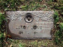 Leroy Love, Sr
