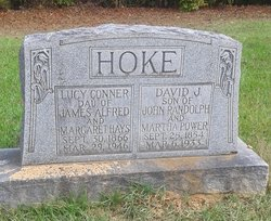Lucy E <i>Conner</i> Hoke