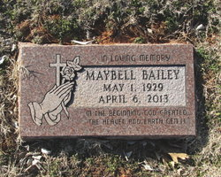 Maybell Bailey
