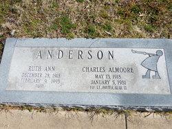 Ruth Ann <i>Kidd</i> Anderson
