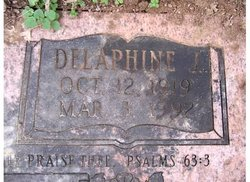 Delaphine <i>Johnson</i> Thompson