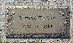 Eloise Toney
