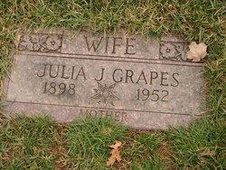Julia J. <i>Artbauer</i> Grapes