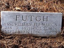 Anne <i>Williams</i> Futch