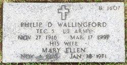 Mary Ellen Wallingford