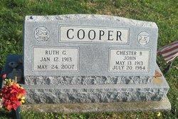 CPO Chester Berryl Cooper
