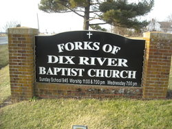 Forks of the Dix River Baptist Church Cemetery