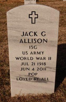 Jack G Allison