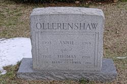Irene Gladwin Ollerenshaw