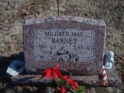 Mildred May Dutch <i>Atkeson</i> Barnes