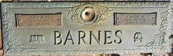 Vera M <i>Rogers</i> Barnes