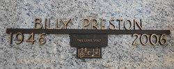 Billy Everett Preston