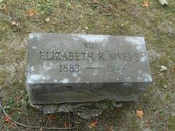Elizabeth K. Myers