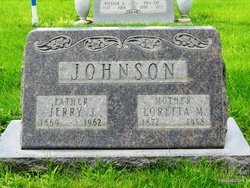 Loretta May <i>Cusick</i> Johnson